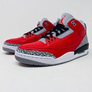 Jordan 3 Retro Red Cement